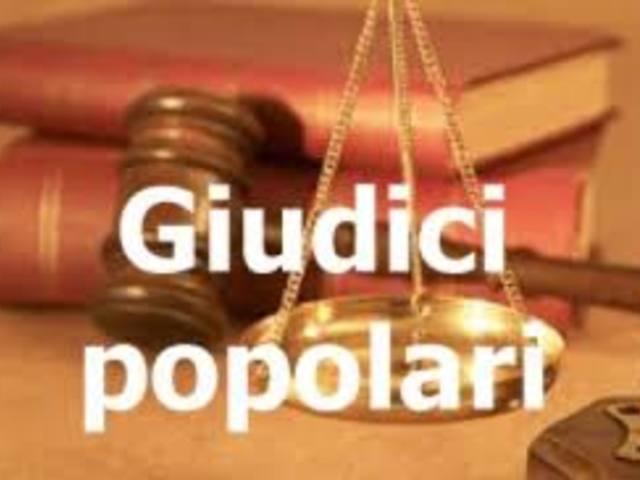 Giudici Popolari
